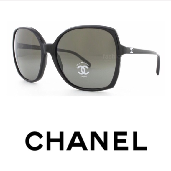 4f2ac9fb2a CHANEL Accessories - CHANEL 5204 Sunglasses with Glitter Lenses